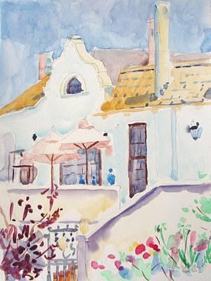 Excelsior Manor Robertson Poster by Elinor Fletcher