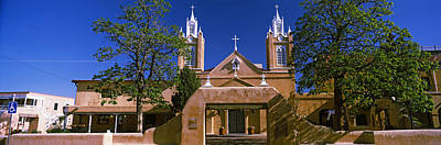 Facade Of A Church, San Felipe De Neri Poster by Panoramic Images