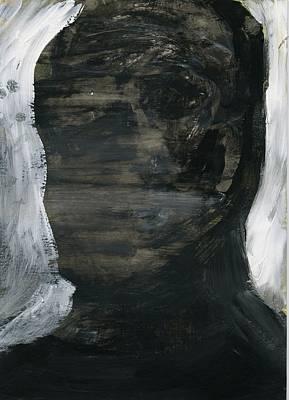 Face 17 Poster by Luka Matijas