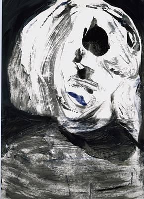 Face 3 Poster by Luka Matijas