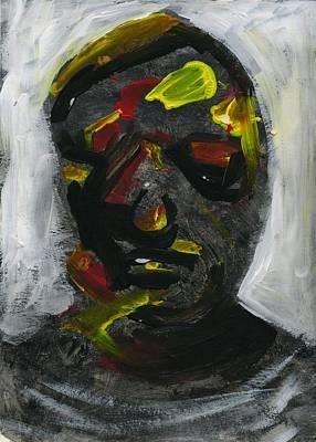 Face 7 Poster by Luka Matijas