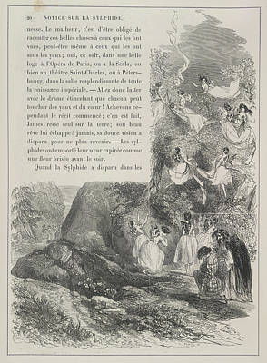 Fairies Poster by British Library