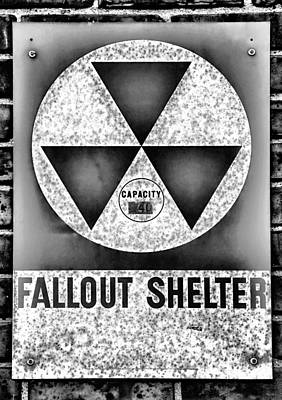 Fallout Shelter Wall 10 Poster by Stephen Stookey