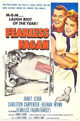 Fearless Fagan, Us Poster, Right Poster by Everett