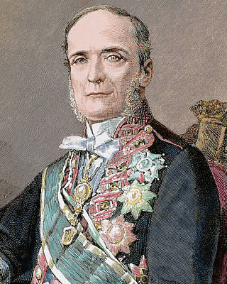 Ferdinand Calderon Collantes (1811-1890 Poster by Prisma Archivo