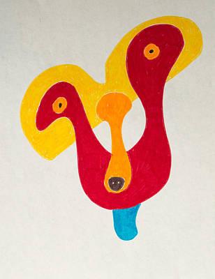 Fido Poster by Rick Stecz