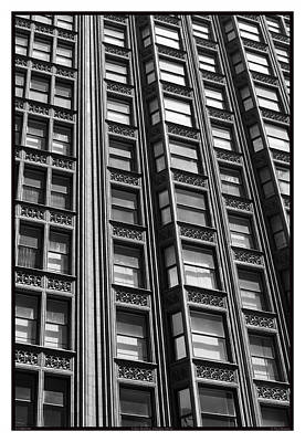 Fisher Building - 07.25.09_078 Poster by Paul Hasara