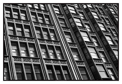 Fisher Building - 07.25.09_081 Poster by Paul Hasara