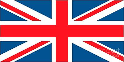 Flag Of The United Kingdom Poster by Anonymous