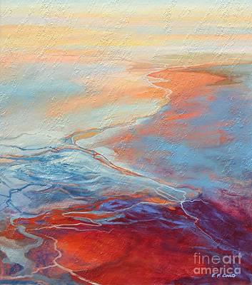 Flood Poster by Elizabeth Coats