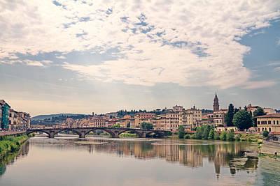 Florence Poster by Leander Nardin