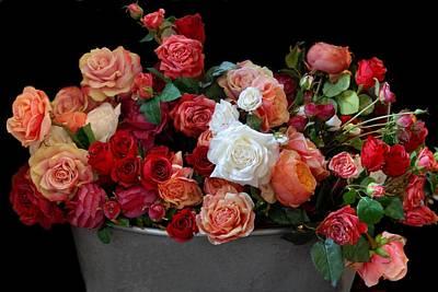 Flowers 322 Poster by Joyce StJames