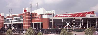 Football Stadium, Papa Johns Cardinal Poster by Panoramic Images