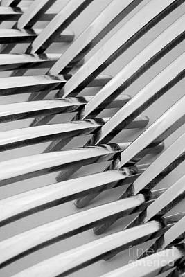 Forks I Poster by Natalie Kinnear