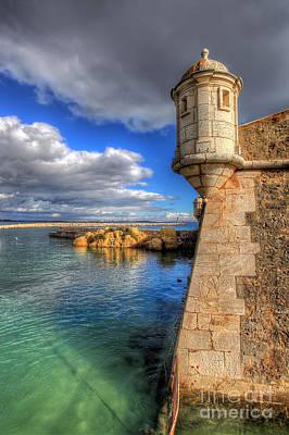 Fort Ponta Bandeira Poster by English Landscapes