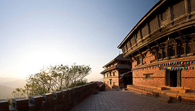 Fortress, Gorkha Durbar, Gorkha, The Poster by Panoramic Images