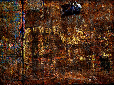 Foundation Six Poster by Bob Orsillo