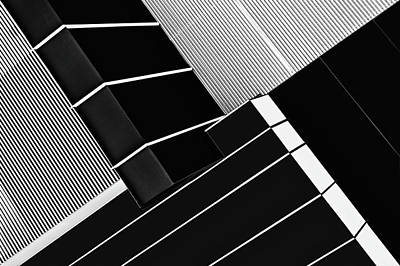Fragile Symmetry Poster by Paulo Abrantes
