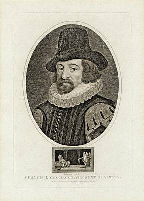 Francis Bacon Poster by Chemical Heritage Foundation