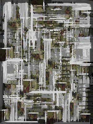 Freeway Park 10 Poster by Tim Allen
