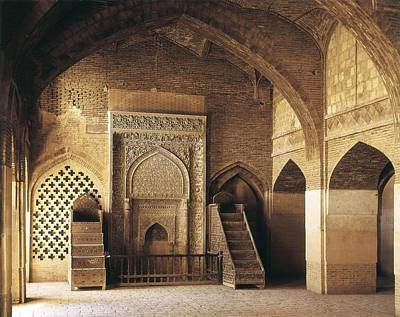 Friday Mosque Masjed-e-jomeh. 1366 Poster by Everett