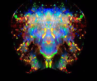 Full Spectrum Poster by Dan Sproul