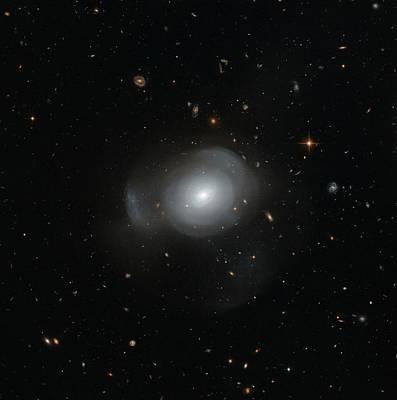 Galaxy Pgc 6240 Poster by Nasa/esa/stsci/judy Schmidt