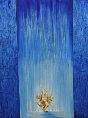 Ganesha Vidyavaridhi Poster by Durshit Bhaskar