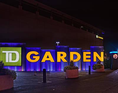 Garden 02 Poster by Jeff Stallard