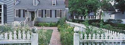 Gardens Williamsburg Va Poster by Panoramic Images