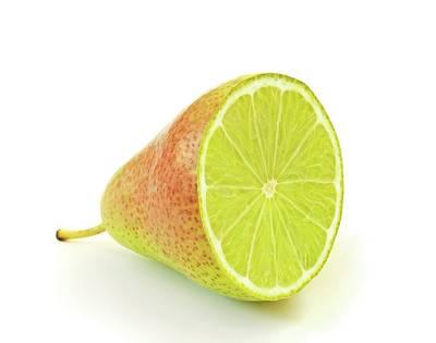 Genetically Modified Fruit Poster by Wladimir Bulgar
