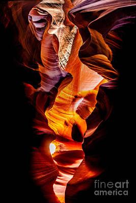 Genie In A Bottle Poster by Az Jackson