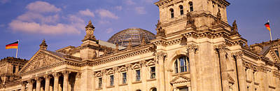 Germany, Berlin, Reichstag, Glass Dome Poster by Panoramic Images