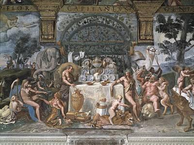Giulio Romano, Giulio Pippi, Called Poster by Everett