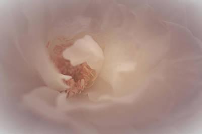 Giving Angel Poster by  The Art Of Marilyn Ridoutt-Greene