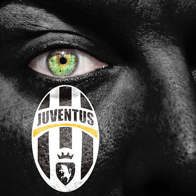 Go Juventus Poster by Semmick Photo