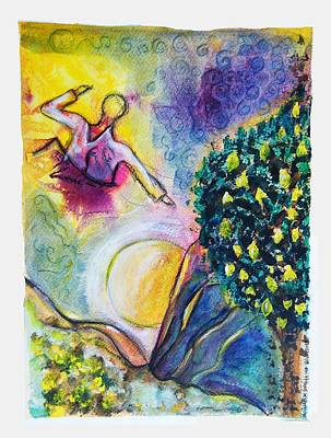 God's Lemon Tree Poster by Mimulux patricia no