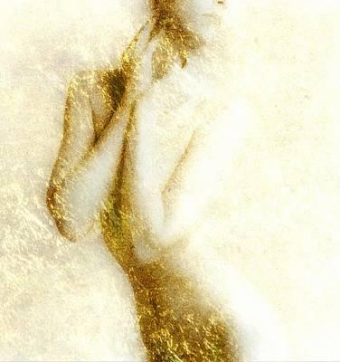 Golden Shower Poster by Gun Legler