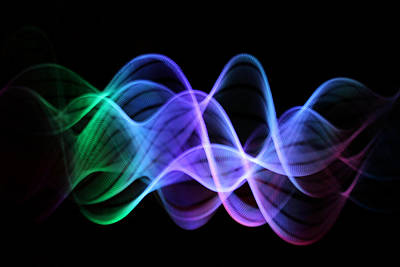 Good Vibrations Poster by Dazzle Zazz