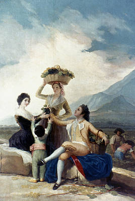 Goya The Vintage Poster by Granger