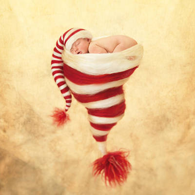 Grace Poster by Anne Geddes