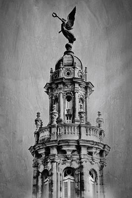 Gran Teatro De La Habana Poster by Erik Brede