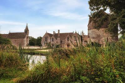 Great Chalfield Manor Poster by Joana Kruse
