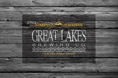Great Lakes Brewing Poster by Joe Hamilton