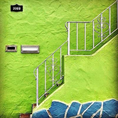Green House  Poster by Julie Gebhardt