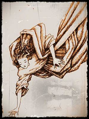 Guardian Angel Poster by Paulo Zerbato
