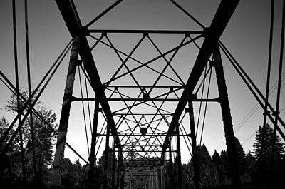 Guerneville Bridge Poster by Art K