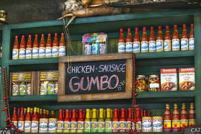 Gumbo Poster by Brenda Bryant