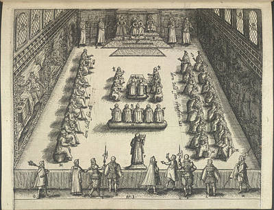 Gunpowder Plot Trial Poster by British Library