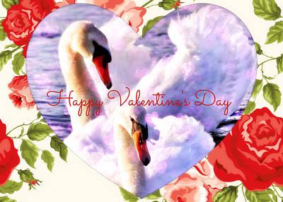 Happy Valentine's Day Poster by Aurelio Zucco